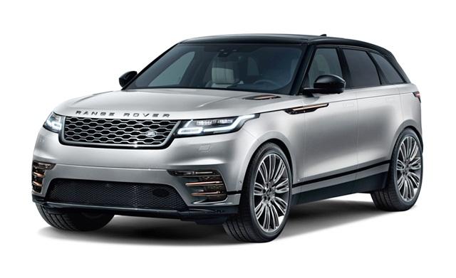 Land Rover Range Rover Velar Logo
