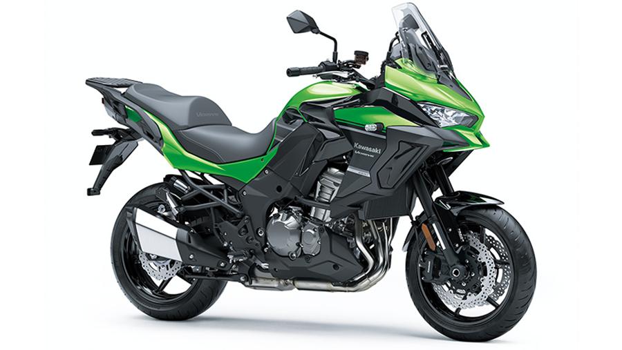 Kawasaki Versys 1000 MY20 ปี 2021 ราคา-สเปค-โปรโมชั่น