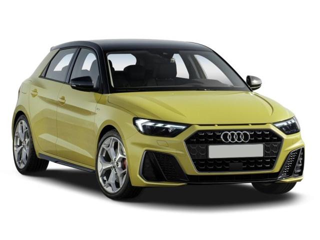 อาวดี้ Audi-A1 Sportback 35 TFSI S line-ปี 2019