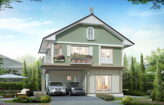 บ้านพร็อพเพอร์ตี้เพอร์เฟค Property Perfect เพอร์เฟค เพลส Logo