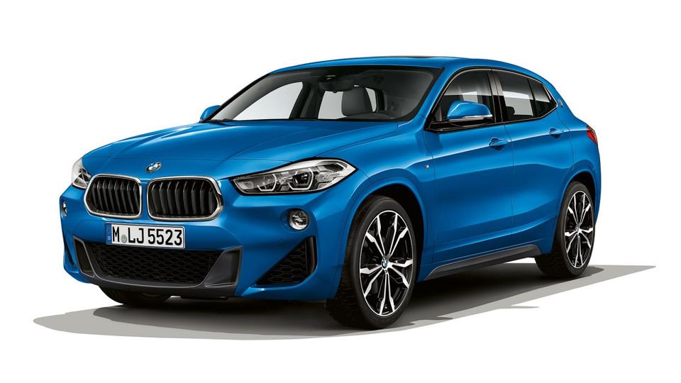 บีเอ็มดับเบิลยู BMW-X2 sDrive20i M Sport X-ปี 2018