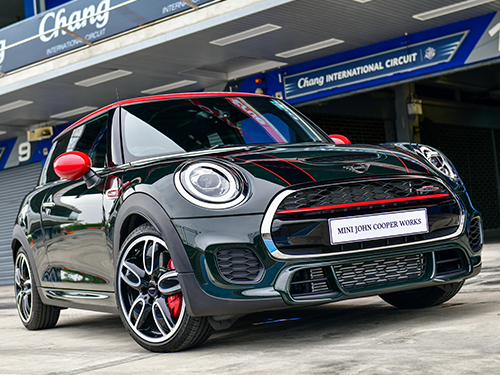 มินิ Mini-John Cooper Works Hatch-ปี 2018
