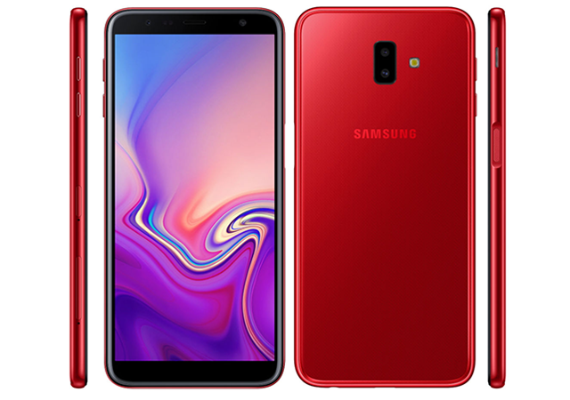 SAMSUNG Galaxy J 6+ ราคา-สเปค-โปรโมชั่น