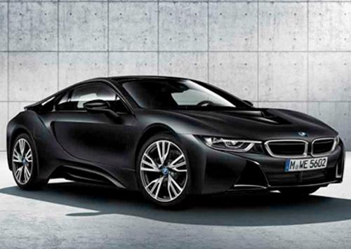 บีเอ็มดับเบิลยู BMW-i8 Protonic Frozen Black Edition-ปี 2017