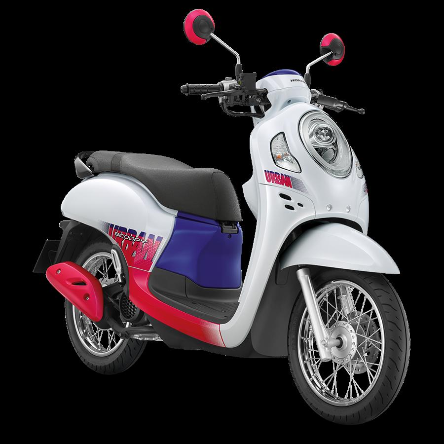Honda Scoopy Urban ปี 2020 ราคา-สเปค-โปรโมชั่น