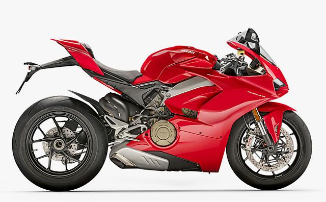 ดูคาติ Ducati Panigale V4 ปี 2017