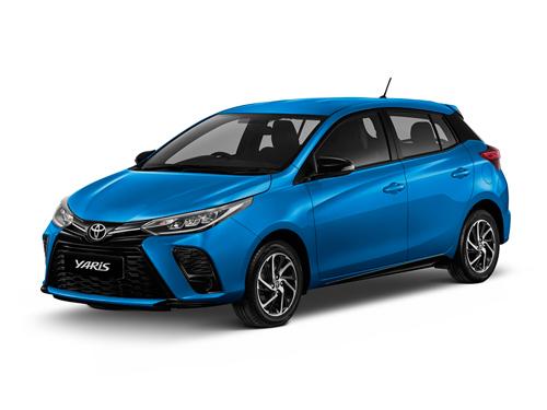 Toyota Yaris Sport MY2021 ปี 2021 ราคา-สเปค-โปรโมชั่น