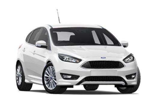 ฟอร์ด Ford-Focus 5Dr 1.5L EcoBoost Trend AT-ปี 2017