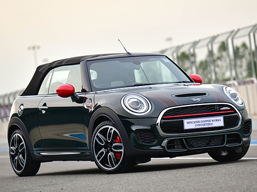 มินิ Mini John Cooper Works Convertible ปี 2018