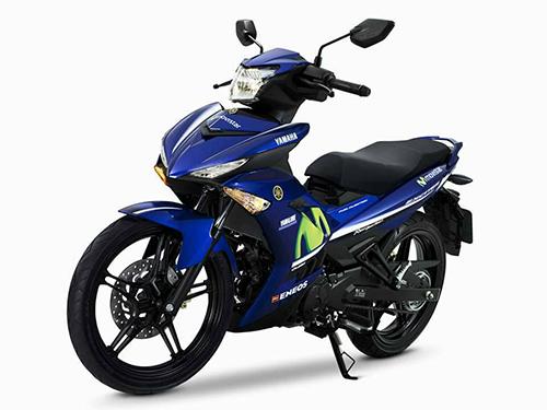 ยามาฮ่า Yamaha-Exciter 150 MotoGP Edition 2017-ปี 2017