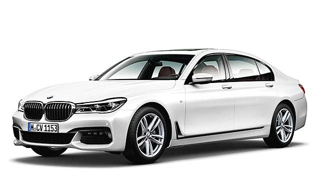 บีเอ็มดับเบิลยู BMW Series 7 740Le xDrive M Sport ปี 2017