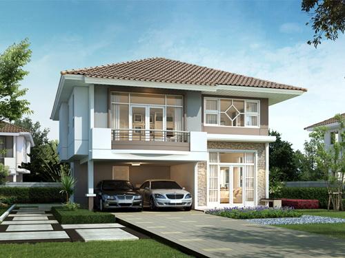 บ้านศุภาลัย Supalai ศุภาลัย ไพรด์ Logo