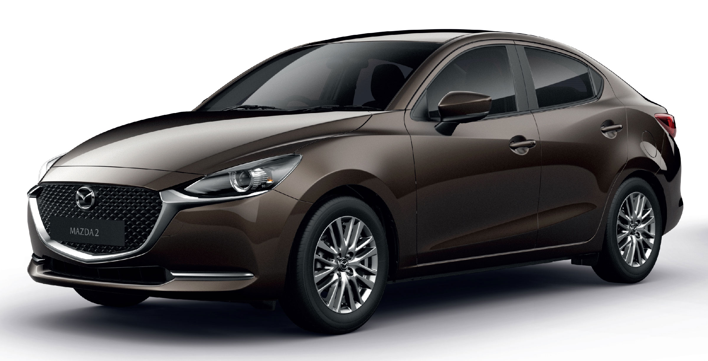 มาสด้า Mazda-2 Sedan XDL-ปี 2019