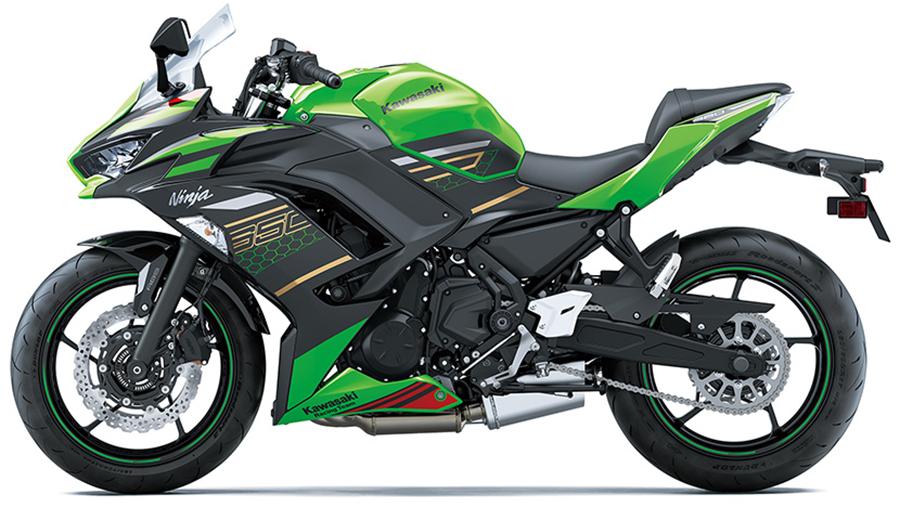 Kawasaki Ninja 650 ปี 2021 ราคา-สเปค-โปรโมชั่น