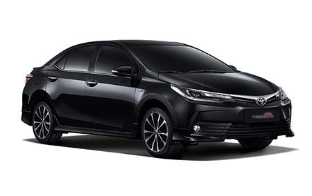 โตโยต้า Toyota-Altis (Corolla) 1.8 ESport A/T-ปี 2017