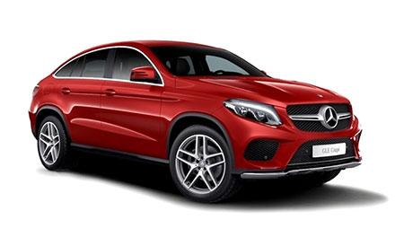รถยนต์เมอร์เซเดส-เบนซ์ Mercedes-benz GLE-Class Logo