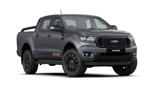 ฟอร์ด Ford-Ranger FX4 Double Cab 2.2 XLT 6AT-ปี 2019