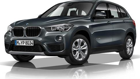 บีเอ็มดับเบิลยู BMW-X1 sDrive20d M Sport MY18-ปี 2018
