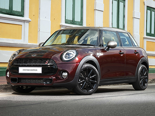 มินิ Mini-Hatch 5 Door Cooper S Oxford Edition-ปี 2018