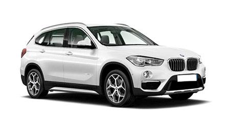 รถยนต์บีเอ็มดับเบิลยู BMW X1 Logo