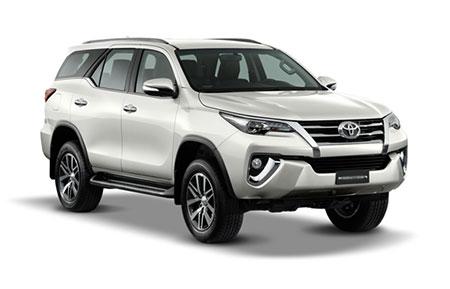 โตโยต้า Toyota-Fortuner 2.4G MT MY2017-ปี 2017