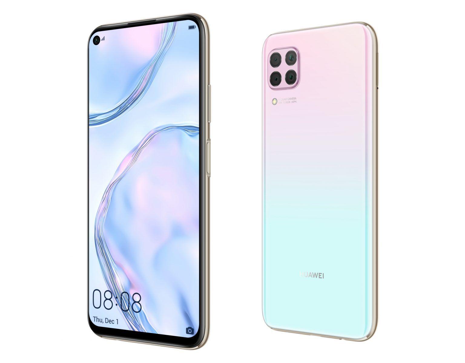 Huawei Nova 7i ราคา-สเปค-โปรโมชั่น