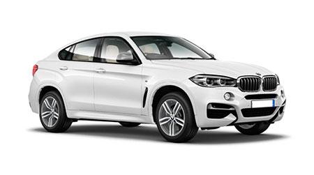 บีเอ็มดับเบิลยู BMW-X6 xDrive30d M Sport-ปี 2018