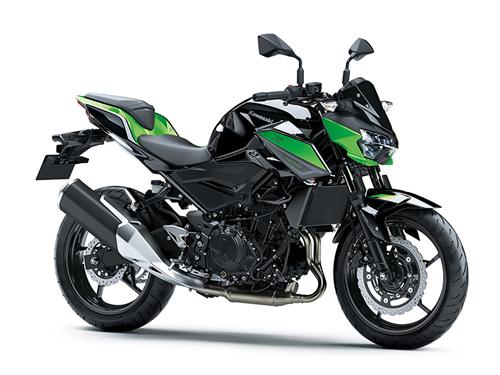 Kawasaki Z 400 MY2022 ปี 2021 ราคา-สเปค-โปรโมชั่น
