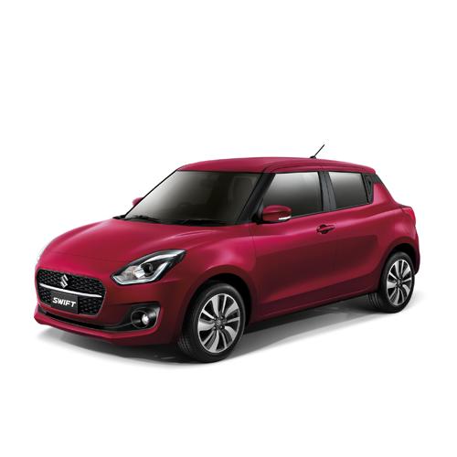Suzuki Swift GL CVT MY21 ปี 2021 ราคา-สเปค-โปรโมชั่น