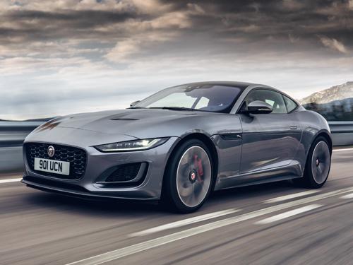 จากัวร์ Jaguar-F-Type 2.0 Ingenium Petrol Coupe MY2020-ปี 2020