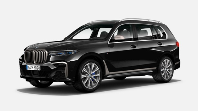 บีเอ็มดับเบิลยู BMW-X7 M50d-ปี 2019