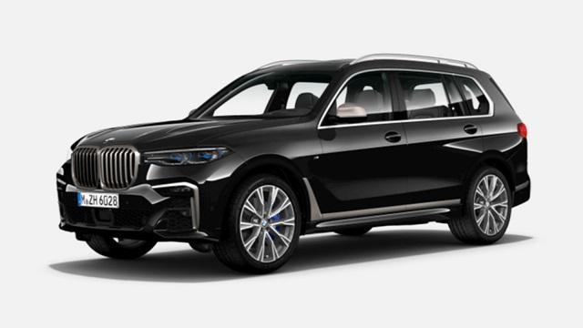 BMW X7 ทุกรุ่นย่อย