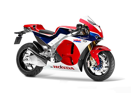 Honda RC213V Logo