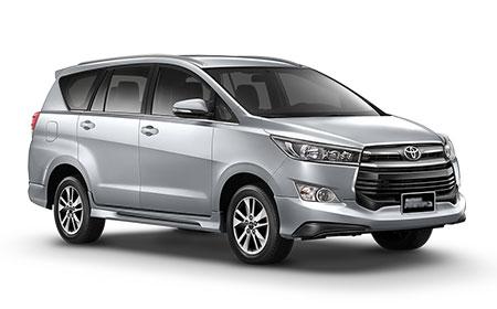 Toyota Innova Crysta 2.8 G A/T ปี 2016 ราคา-สเปค-โปรโมชั่น