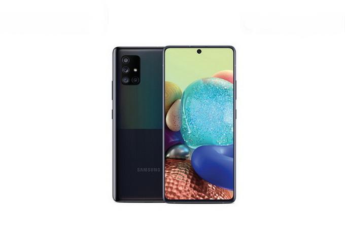 SAMSUNG Galaxy A 71 5G ราคา-สเปค-โปรโมชั่น