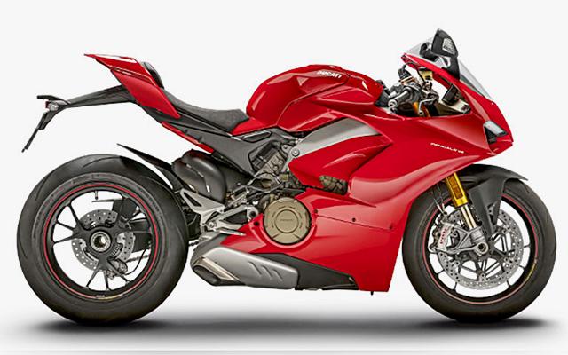 ดูคาติ Ducati-Panigale V4S-ปี 2017