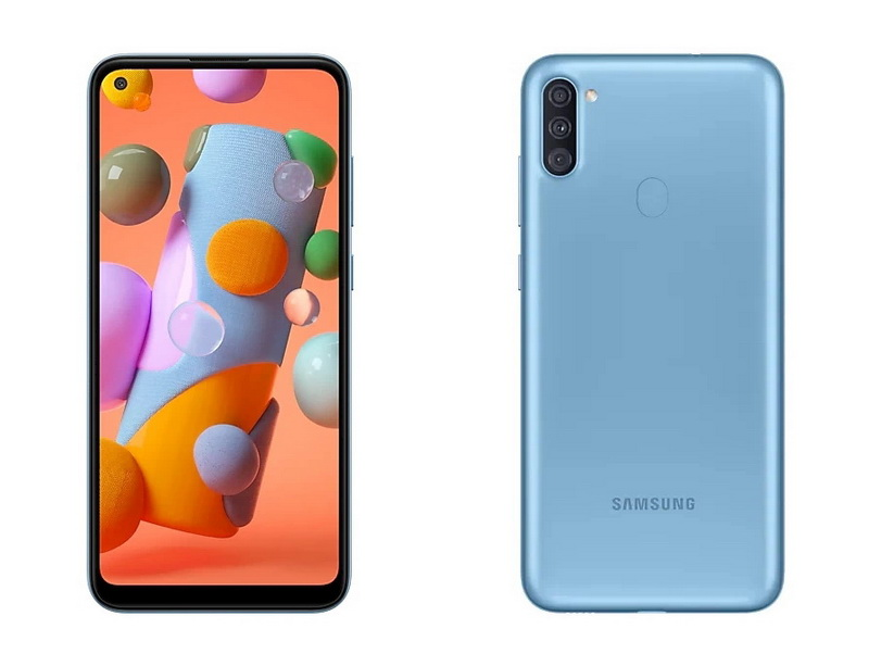 SAMSUNG Galaxy A 11 ราคา-สเปค-โปรโมชั่น