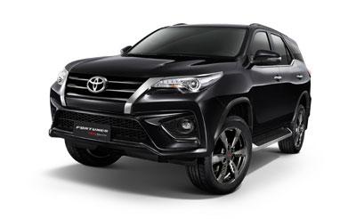 โตโยต้า Toyota-Fortuner 2.8 TRD Sportivo 4WD AT MY2018-ปี 2018