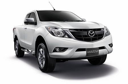 มาสด้า Mazda-BT-50 PRO FreestyleCab 2.2 S-ปี 2015