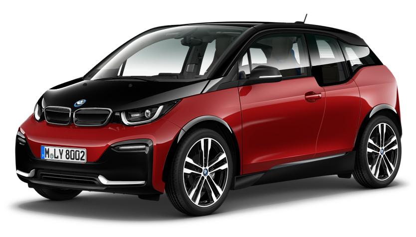 รถยนต์บีเอ็มดับเบิลยู BMW i Logo