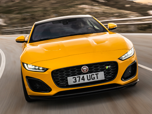 Jaguar F-Type 5.0 V8 Superchardged Petrol Coupe R MY2020 ปี 2020 ราคา-สเปค-โปรโมชั่น