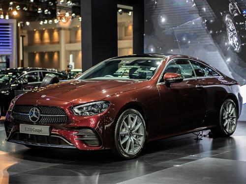Mercedes-benz E-Class E200 Coupe AMG Dynamic ปี 2021 ราคา-สเปค-โปรโมชั่น