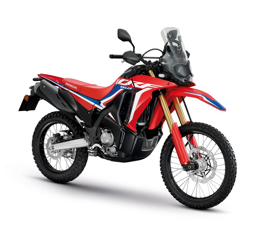 Honda CRF 300RALLY ปี 2020 ราคา-สเปค-โปรโมชั่น