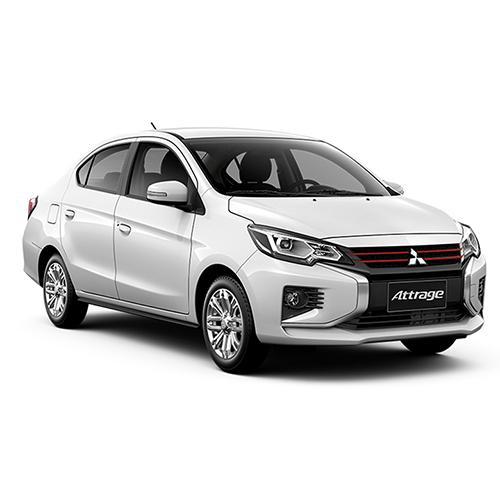 Mitsubishi Attrage GLS - CVT ปี 2019 ราคา-สเปค-โปรโมชั่น