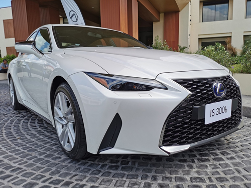 Lexus IS 300h Luxury MY2020 ปี 2020 ราคา-สเปค-โปรโมชั่น
