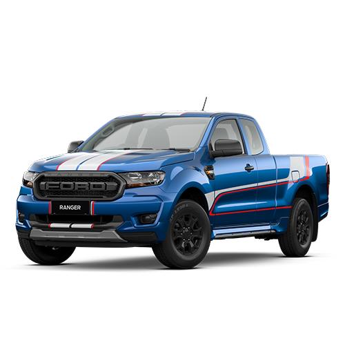 Ford Ranger 2.2 XL Street Special Edition ปี 2021 ราคา-สเปค-โปรโมชั่น