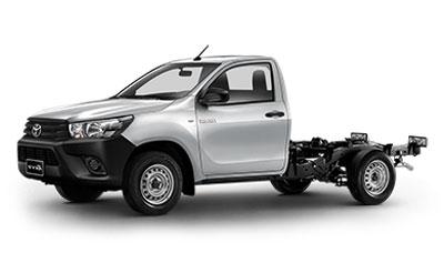 โตโยต้า Toyota-Revo Standard Cab 2.4J chassis AT-ปี 2018