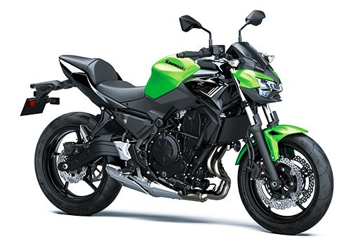 Kawasaki Z 650 ปี 2021 ราคา-สเปค-โปรโมชั่น