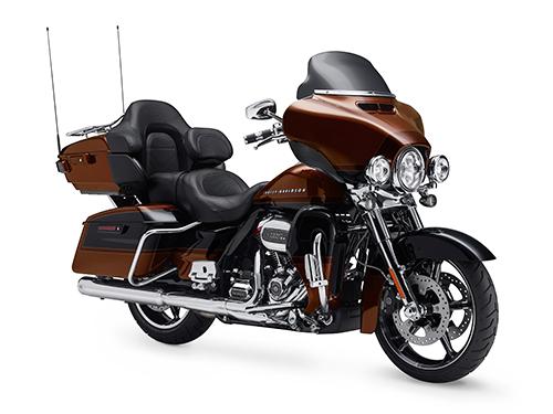 ฮาร์ลีย์-เดวิดสัน Harley-Davidson-CVO Limited MY2019-ปี 2019