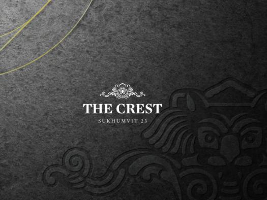 คอนโดเอสซี แอสเสท คอร์ปอเรชั่น เอสซีแอสเสท SC ASSET เดอะ เครสท์ Logo